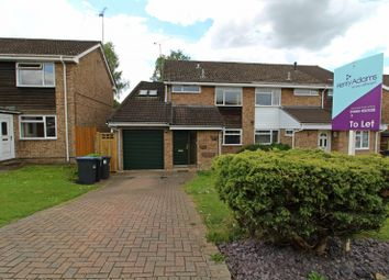 Thumbnail 4 bed semi-detached house to rent in Laburnum Way, Haywards Heath