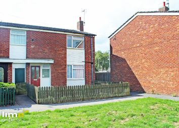 Thumbnail 2 bed end terrace house to rent in Clanthorpe, Hull