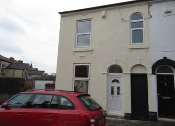 Thumbnail 3 bedroom end terrace house for sale in Bedford Street, Derby