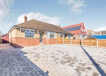 Thumbnail 2 bed bungalow for sale in Hockers Lane, Detling, Maidstone