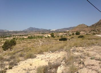 Thumbnail Land for sale in Macisvenda, Abanilla, Murcia, Spain