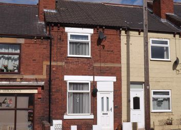 Thumbnail 2 bed terraced house for sale in Creswell Road, Clowne, Chesterfield