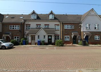 Thumbnail 3 bed town house to rent in Southwell Close, Chafford Hundred, Grays