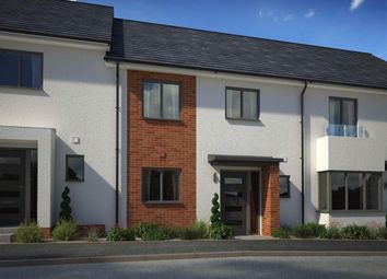 Thumbnail 3 bed end terrace house for sale in Expression, Pinhoe Road, Exeter, Devon