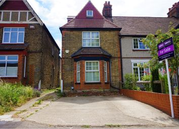 Thumbnail 3 bed end terrace house for sale in London Road, Swanley