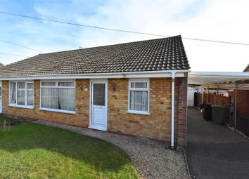 Thumbnail 2 bed semi-detached bungalow for sale in Wyebank Avenue, Tutshill, Chepstow