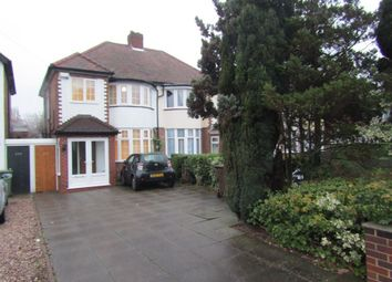 Thumbnail 3 bed shared accommodation to rent in Hobs Moat Road, Solihull