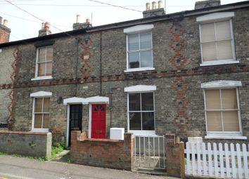 Thumbnail 2 bedroom terraced house to rent in New Street, Sudbury