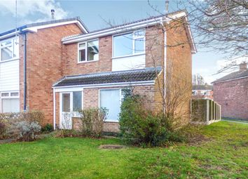 Thumbnail 3 bed end terrace house for sale in Tinkers Dell, East Goscote, Leicester, Leicestershire