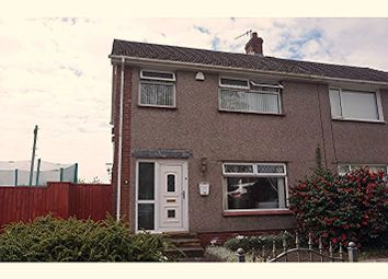 Thumbnail 3 bed semi-detached house for sale in Roger Street, Treboeth