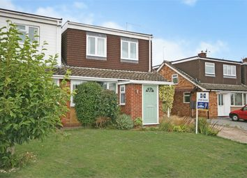 Thumbnail 4 bed semi-detached house for sale in Stockwell Avenue, Wootton, Northampton