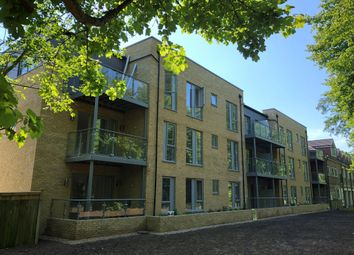 Thumbnail 3 bedroom flat for sale in Woodcote Side, Epsom