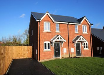 Thumbnail 2 bed semi-detached house for sale in Perry Orchard, Stratford-Upon-Avon
