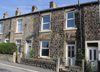Thumbnail 3 bed terraced house for sale in Railway Street, Hadfield, Glossop