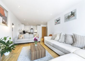 Thumbnail 2 bed flat for sale in Jubilee Court, 20 Victoria Parade, London