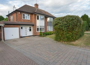 Thumbnail 3 bed semi-detached house for sale in Links Drive, Radlett