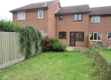 Thumbnail 3 bed terraced house for sale in Violet Way, Yaxley, Peterborough