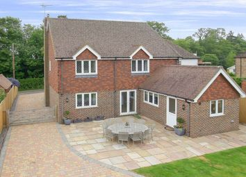 Thumbnail 5 bed detached house for sale in Moorstock Lane, Sellindge, Ashford