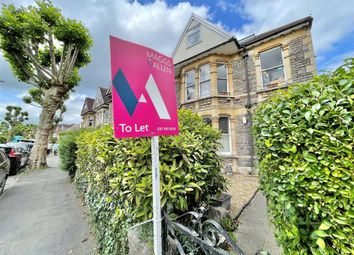 Thumbnail 1 bed flat to rent in Coldharbour Road, Redland, Bristol