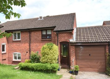 Thumbnail 3 bed detached house to rent in Rogers Meadow, Marlborough, Wiltshire