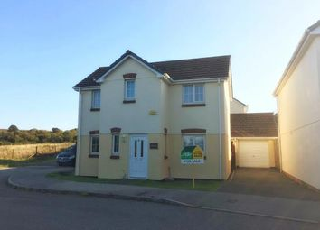 Thumbnail 3 bed detached house for sale in Penwithick, St Austell, Cornwall