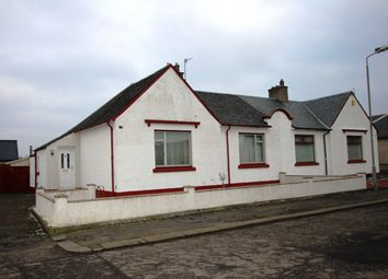 Thumbnail 2 bed semi-detached bungalow for sale in 59 Oswald Avenue, Grangemouth