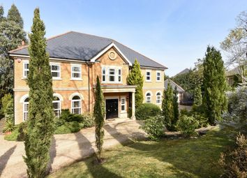 Thumbnail 5 bed detached house to rent in Stonehill Gate, Sunninghill, Berks.
