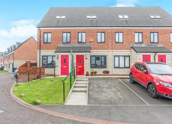 Thumbnail 3 bed terraced house for sale in Derwent Water Drive, Blaydon-On-Tyne