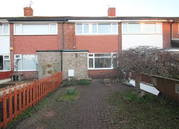 Thumbnail 3 bed town house for sale in Garden Walk, Partington, Manchester