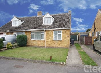 Thumbnail 2 bed bungalow to rent in Oakfield Road, Bishops Cleeve, Cheltenham
