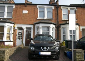 Thumbnail 3 bedroom terraced house to rent in Margaret Road, New Barnet