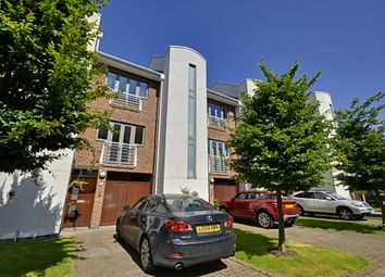 Thumbnail 4 bed town house for sale in Tallow Road, Brentford