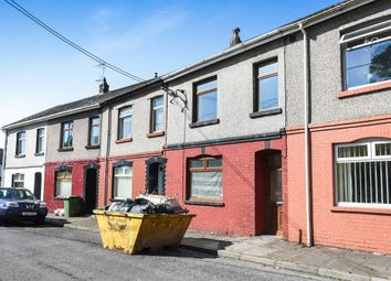 Thumbnail 3 bed terraced house for sale in Collwyn Street, Tonyrefail, Porth