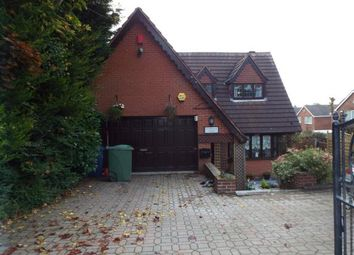 Thumbnail 4 bed detached house for sale in Pye Green Road, Hednesford, Cannock, Staffordshire