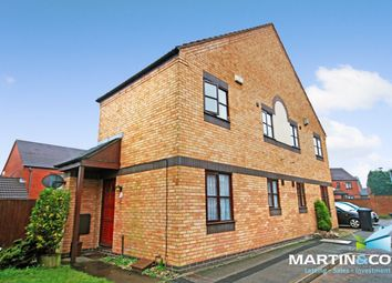 Thumbnail 1 bedroom semi-detached house for sale in Hawkins Croft, Tipton