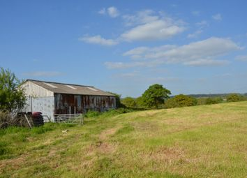 Thumbnail Land for sale in Barn For Conversion To Dwelling, Marsh Green, Nr. Exeter, East Devon
