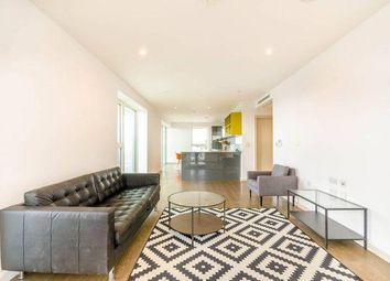 Thumbnail 3 bed flat to rent in Cassia Point 1 Glass House Gardens, London