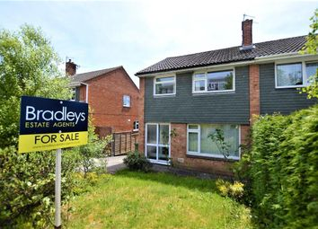 Thumbnail 3 bed semi-detached house for sale in Waddon Close, Plymouth, Devon