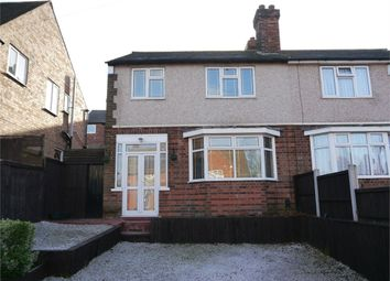 Thumbnail 3 bed semi-detached house to rent in Edingley Avenue, Sherwood, Nottingham
