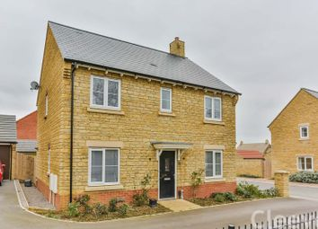 Thumbnail 4 bed detached house for sale in Sanderling Way, Bishops Cleeve, Cheltenham