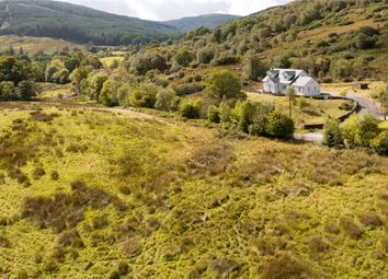 Thumbnail 4 bed detached house for sale in Strachur, Cairndow, Argyll And Bute