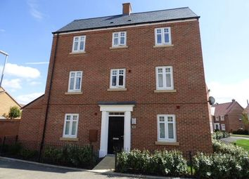 Thumbnail 4 bed town house for sale in Marston Moretaine, Beds