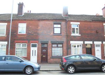 Thumbnail 3 bedroom terraced house for sale in King Street, Stoke-On-Trent, Staffordshire
