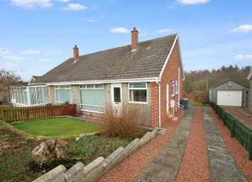 Thumbnail 2 bed semi-detached bungalow for sale in Laverockhall, Lanark