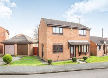 Thumbnail 3 bedroom detached house for sale in The Vineyards, Leven, Beverley