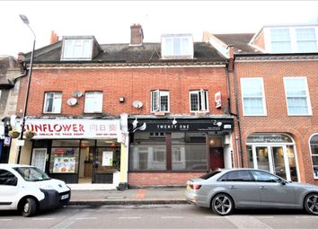 Thumbnail 2 bed duplex to rent in Upper Mulgrave Road, Cheam