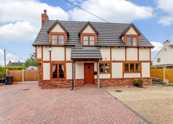 Thumbnail 3 bed detached house for sale in Smelt Road, Wrexham, Denbighshire