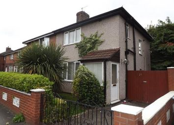 Thumbnail 3 bed semi-detached house for sale in Waring Avenue, St. Helens, Merseyside