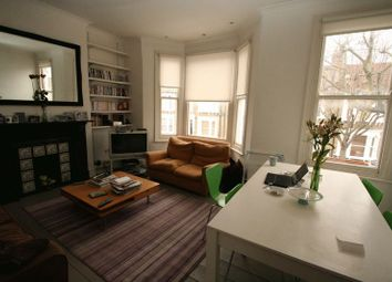 Thumbnail 3 bed flat to rent in Wakeman Road, London