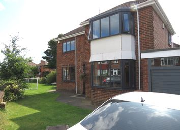 Thumbnail 3 bed end terrace house for sale in Westbrooke Avenue, Hartlepool